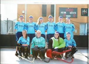 Team beim Gera-Cup